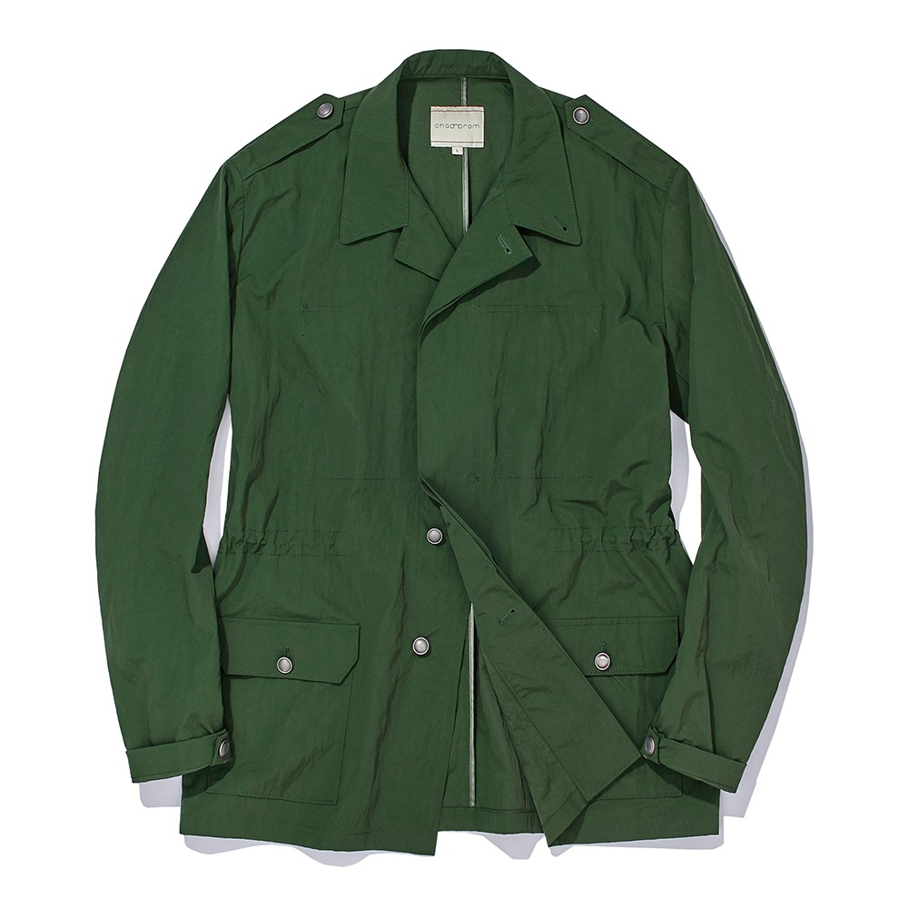 M85 Field Jacket - Olive Green